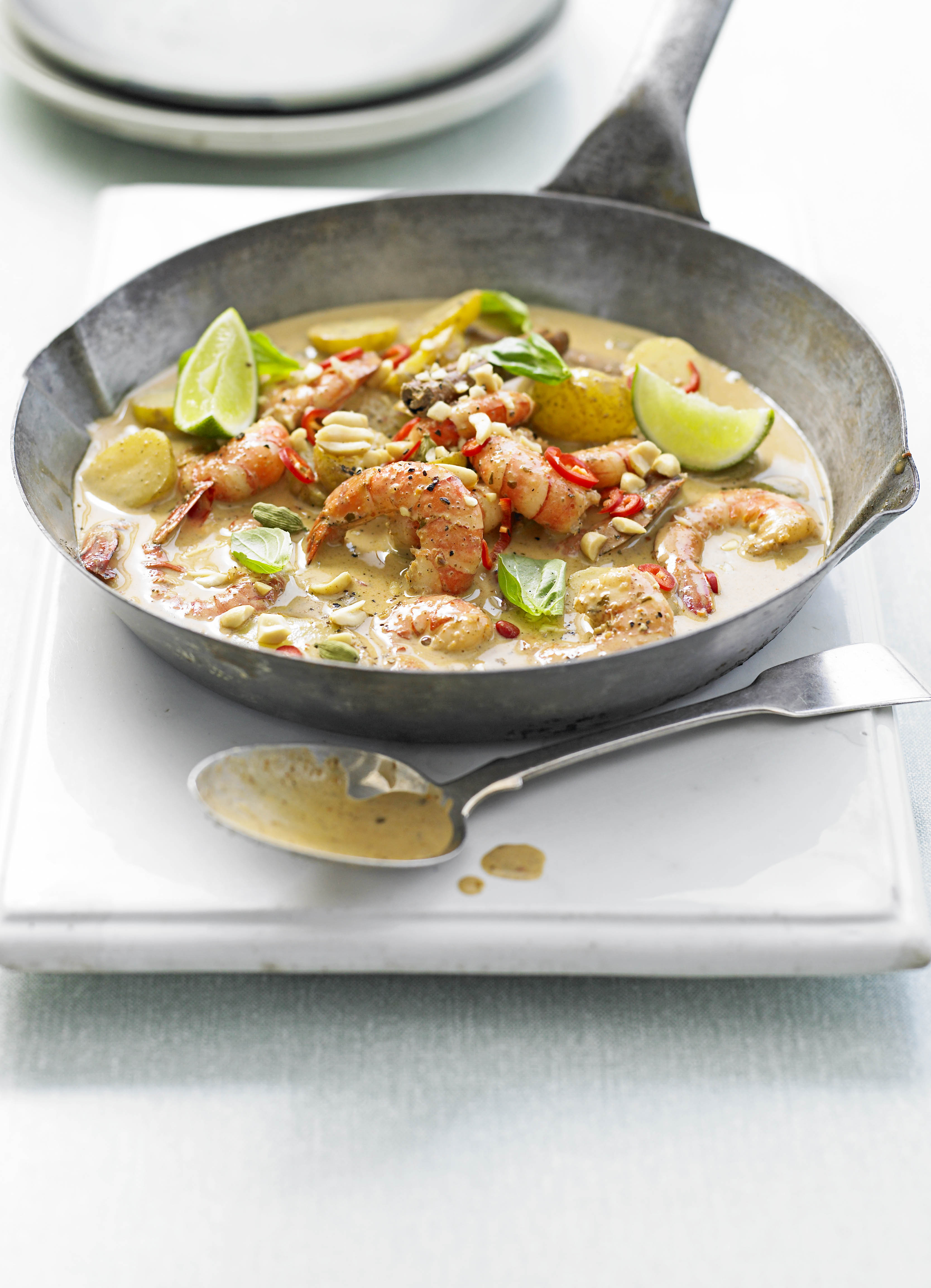 Thai Prawn Massaman Curry Recipe