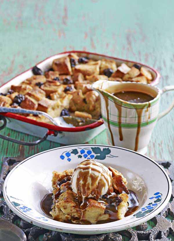 Bread Pudding Recipe with Bourbon