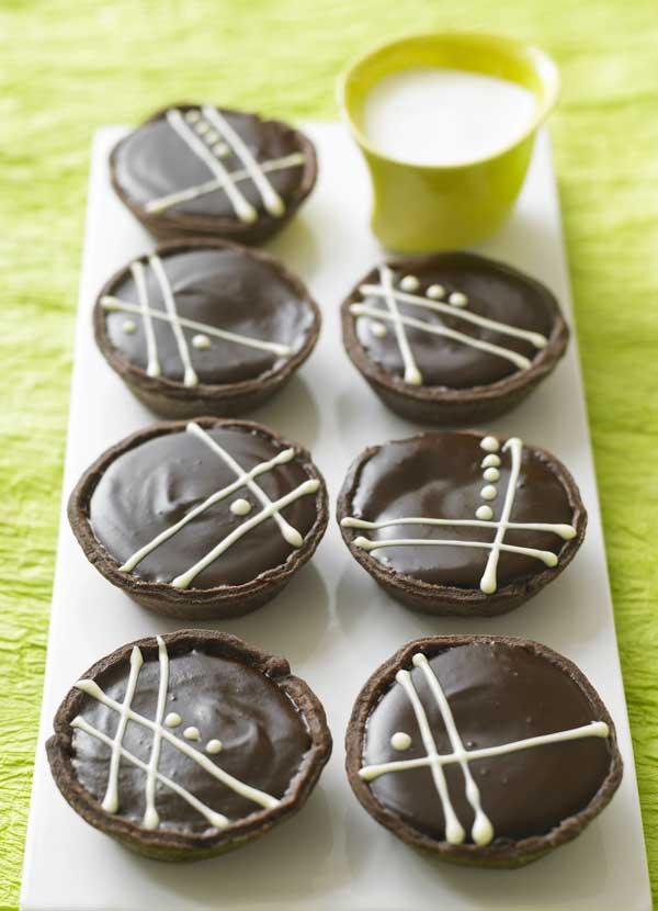 Chocolate Caramel Tart Recipe