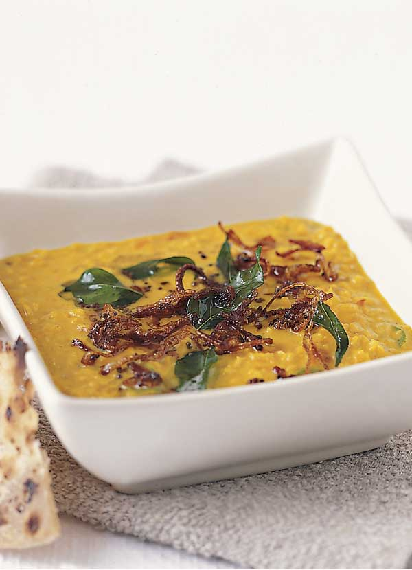 Coconut dhal
