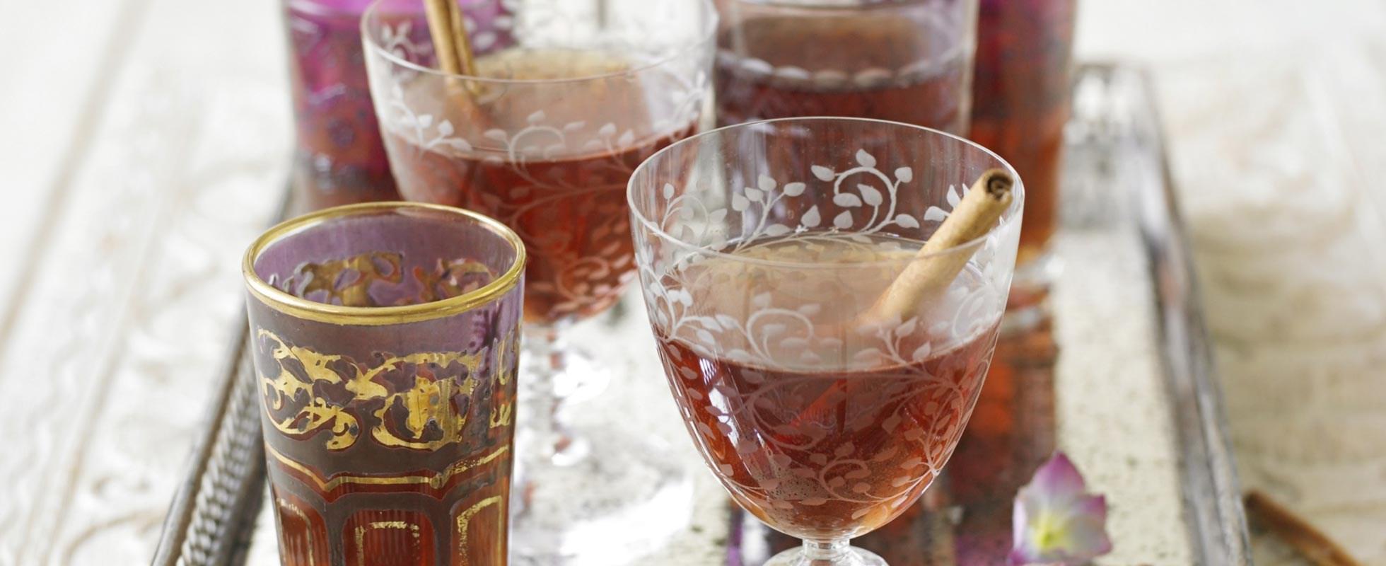 Mulled Cider Cocktail Recipe