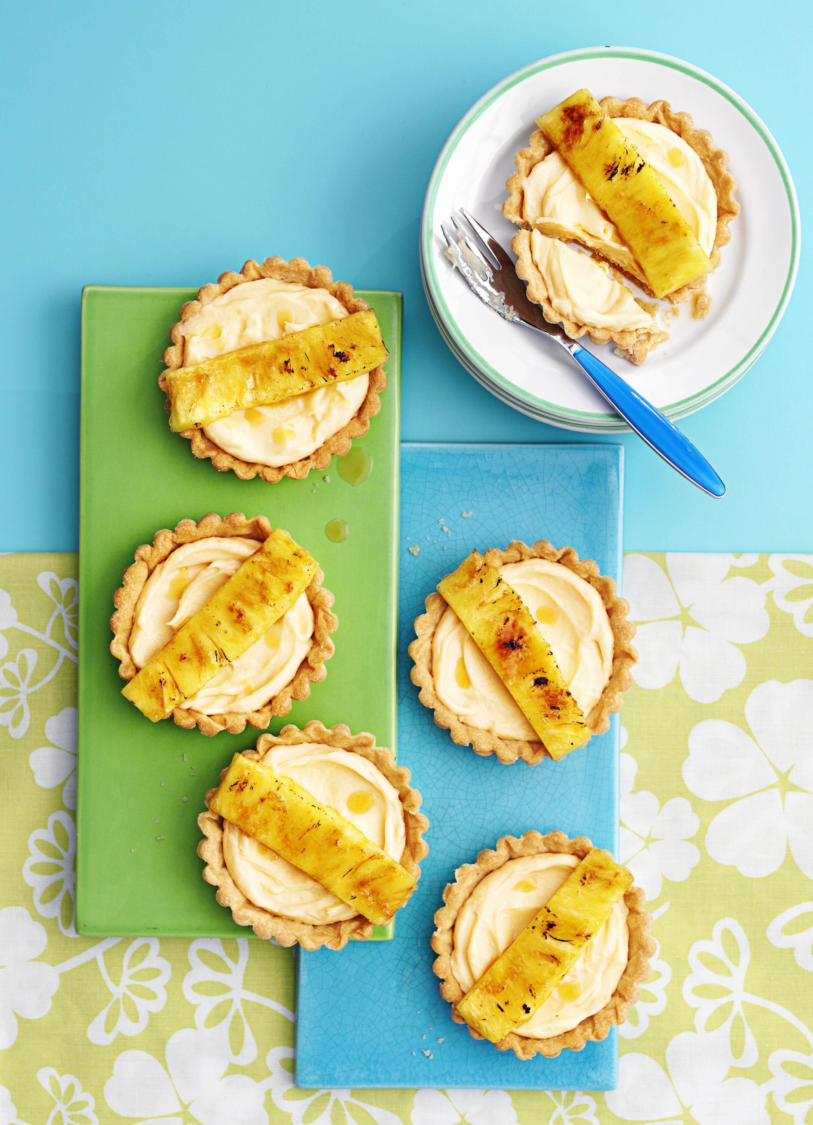 Pina Colada Dessert Recipe