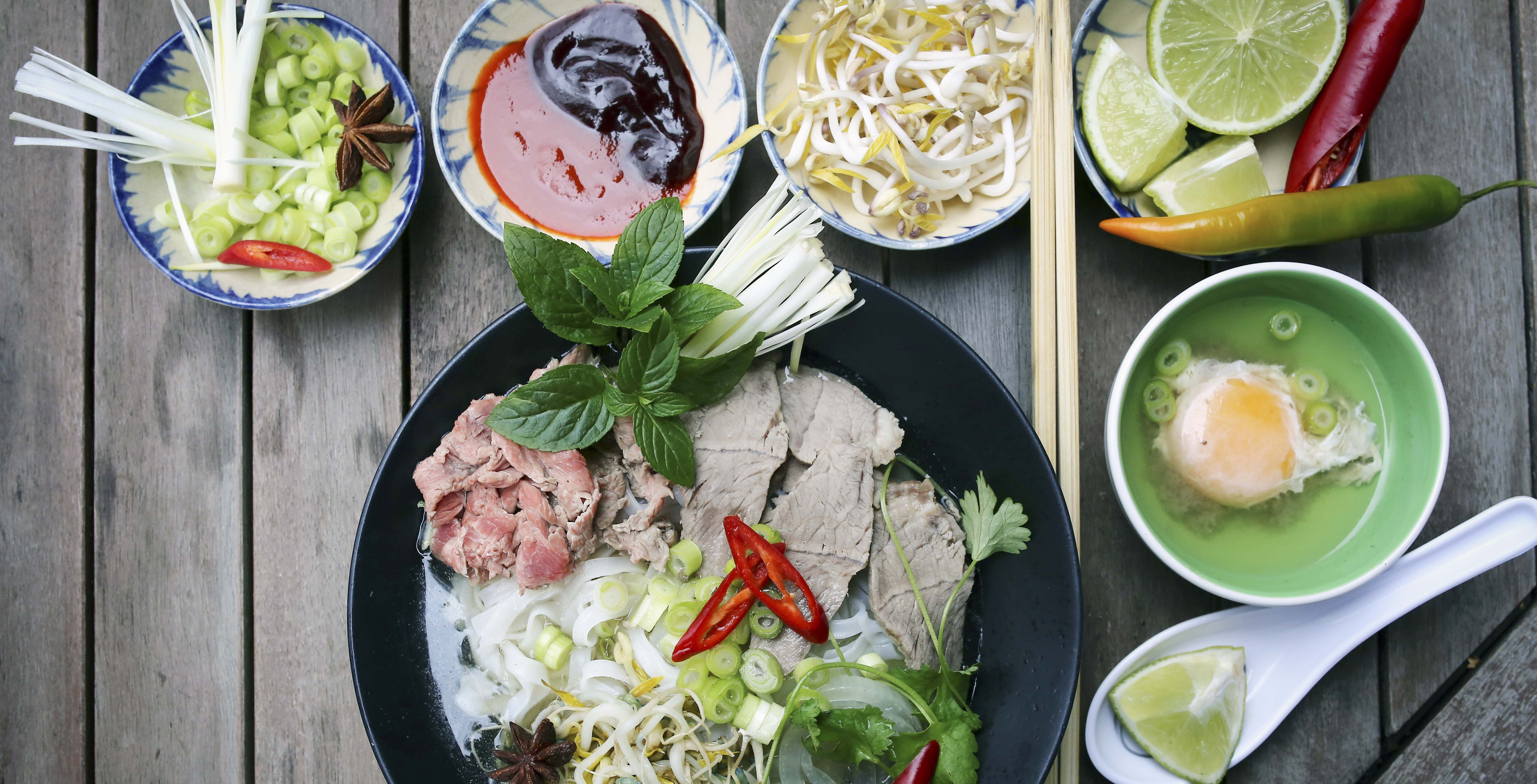 Quick guide to modern Vietnamese cuisine