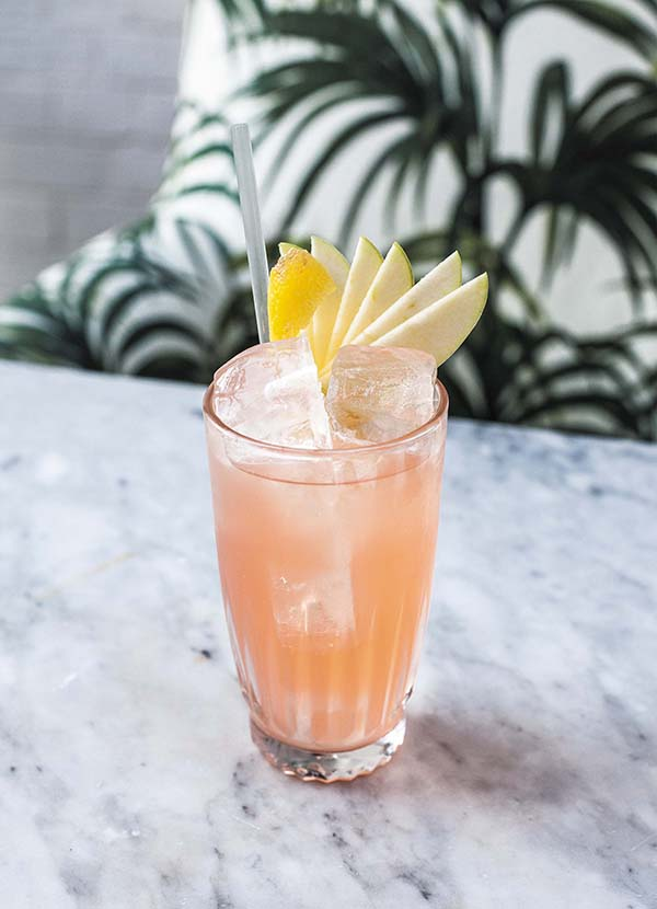 Hollingsworth Iced Tea cocktail