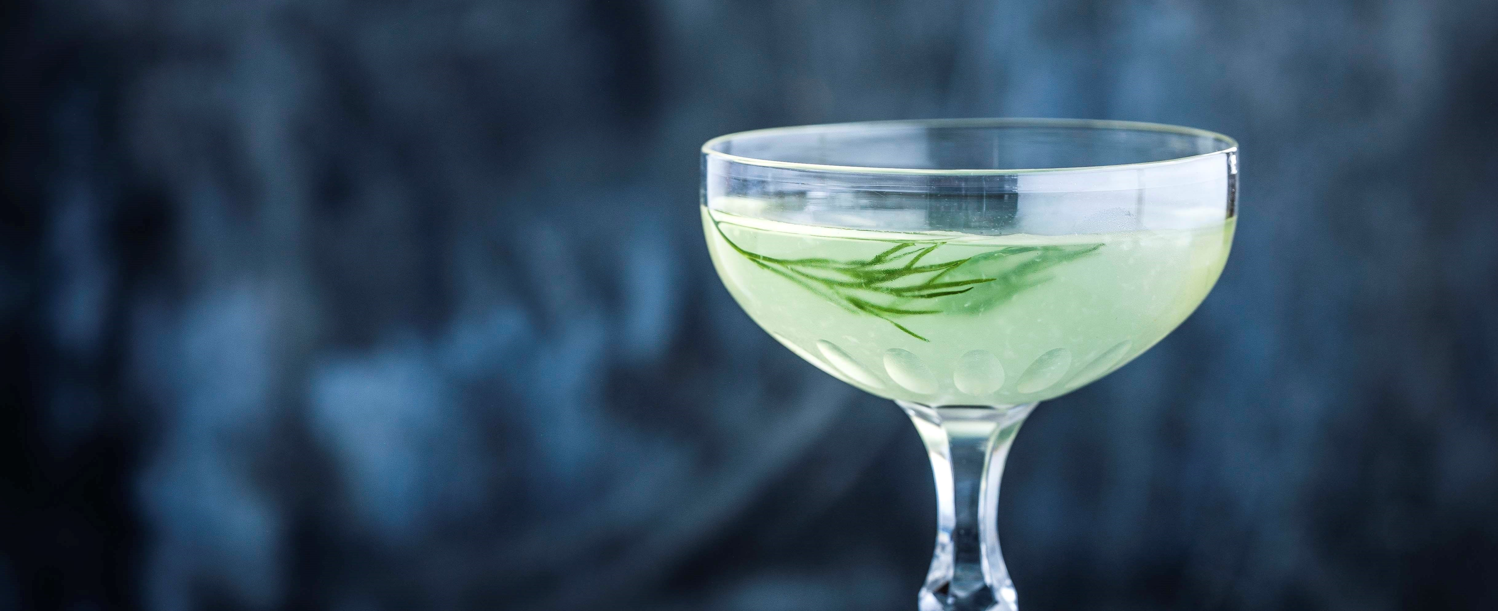 Best gin cocktail recipes olive magazine for Best gin for martini recipes
