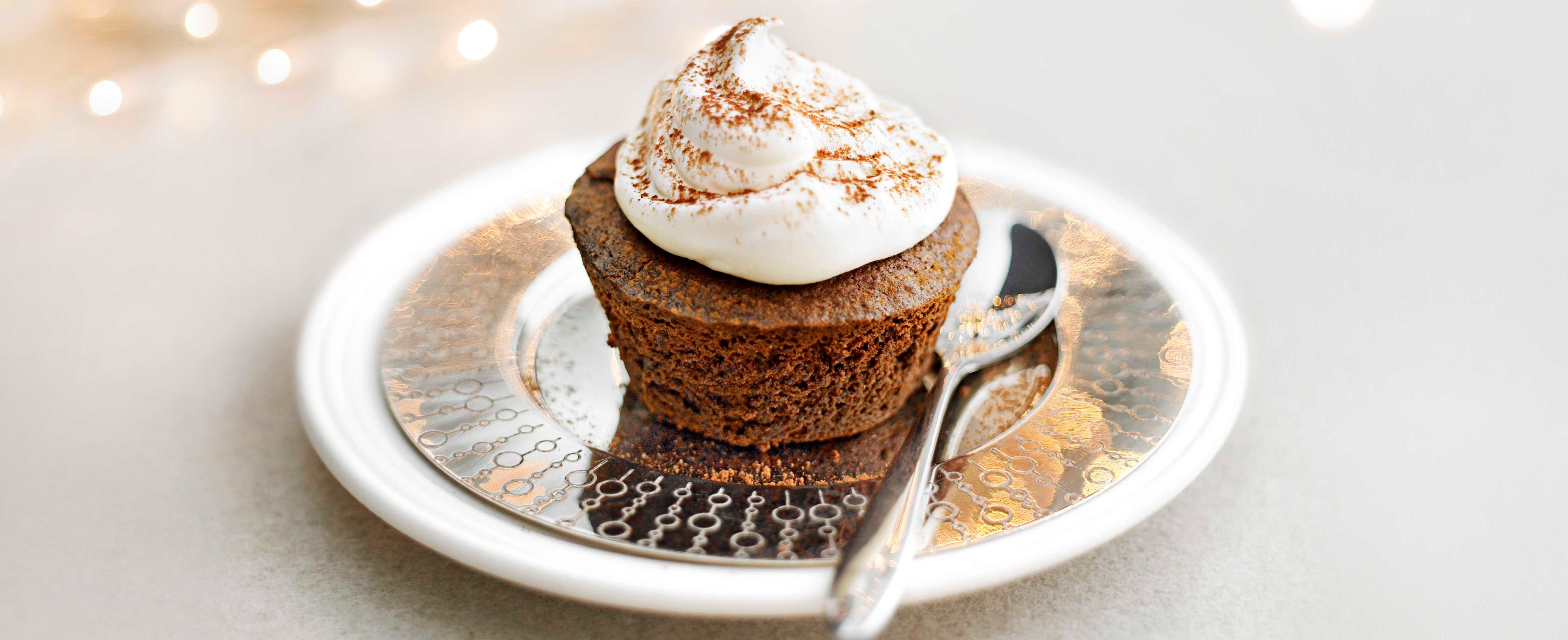 Chocolate Brownies Recipe with Meringue