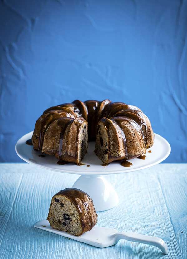 Rum and Raisin Cake Bundt Recipe