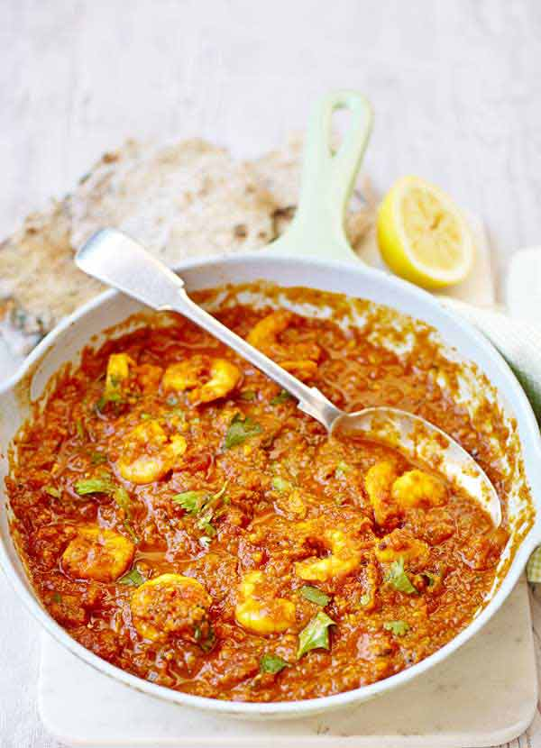 Prawn Masala Recipe