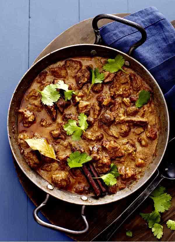 Lamb Rogan Josh Recipe Olive Magazine