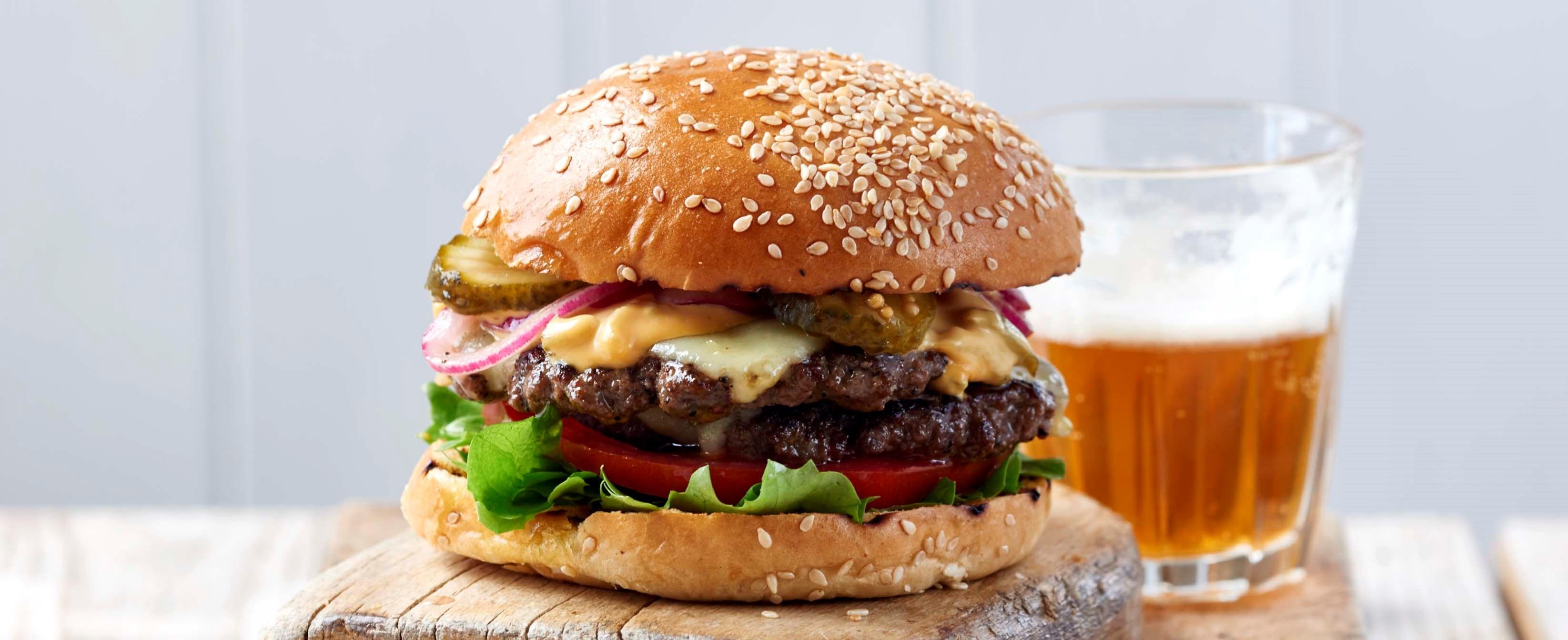 Best ever burger recipes