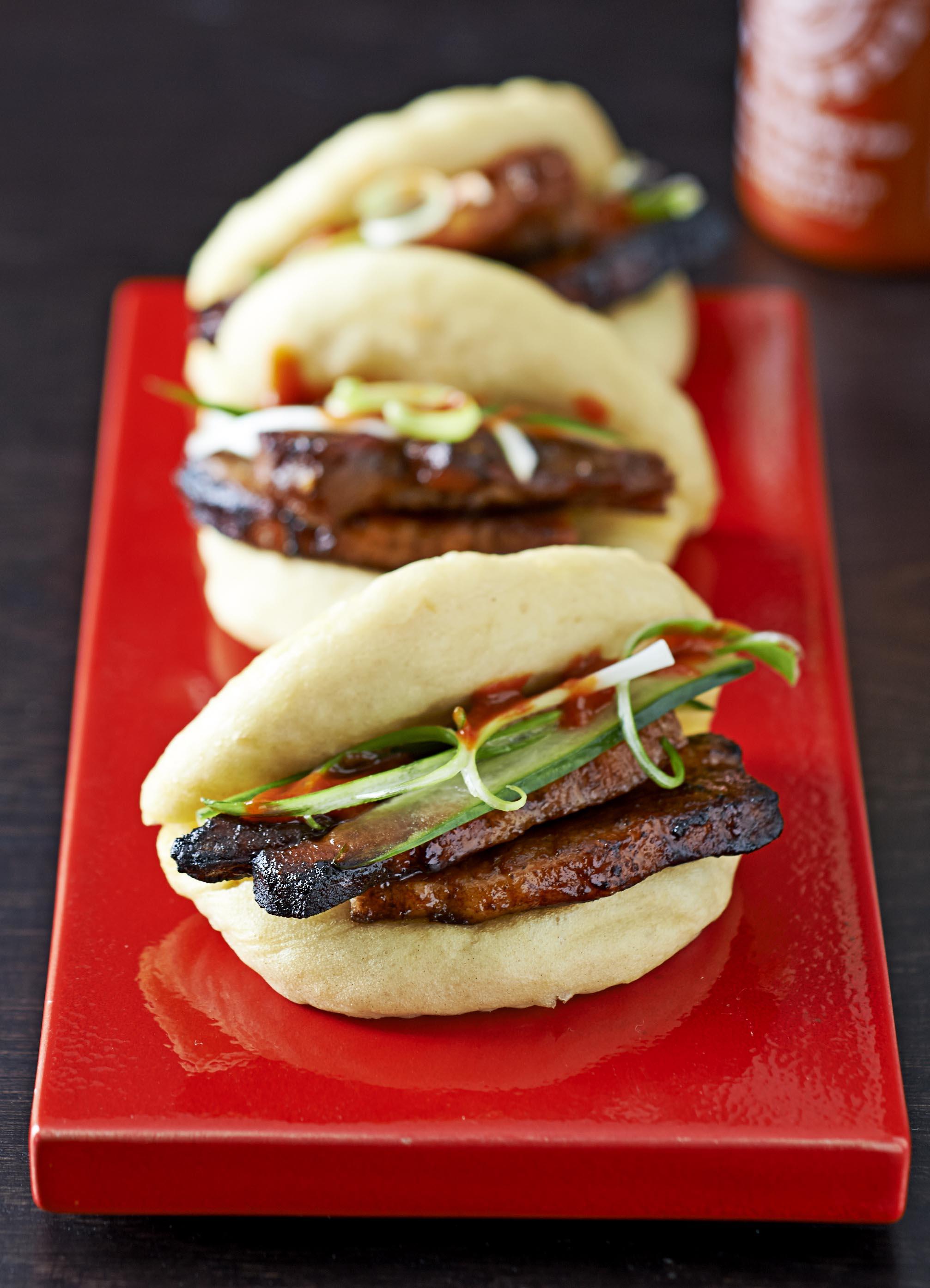 Pork Buns Recipe (Bao Buns)