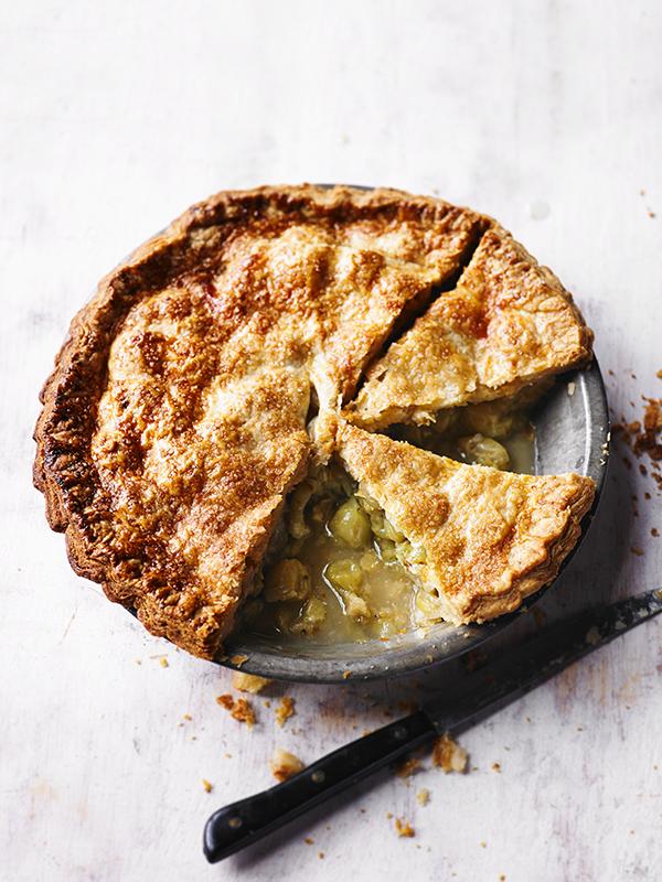 Gooseberry Pie III Recipe  Allrecipescom