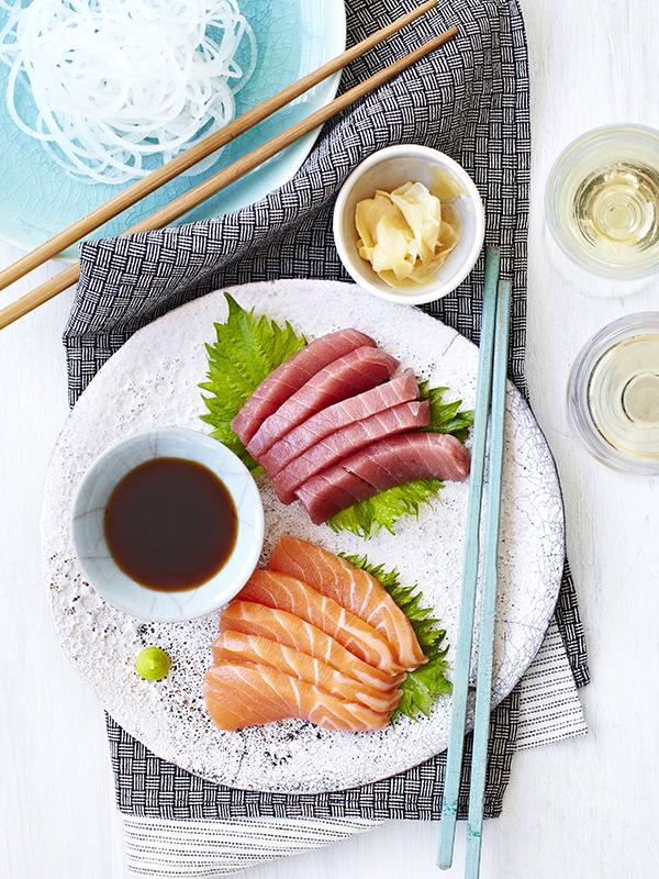 Sashimi recipe how to make sashimi at home olive magazine for Sashimi grade fish