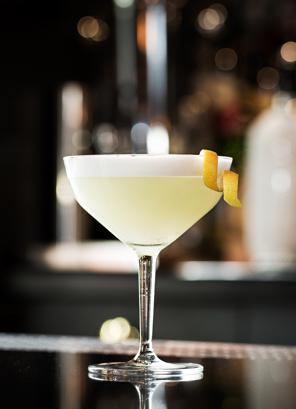 Burleighs White Lady cocktail