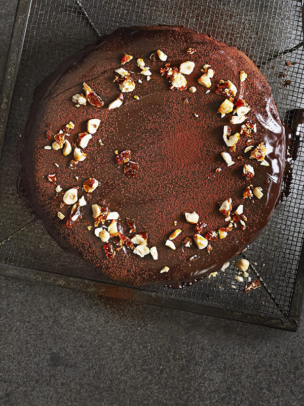 Chocolate Hazelnut Cake Recipe