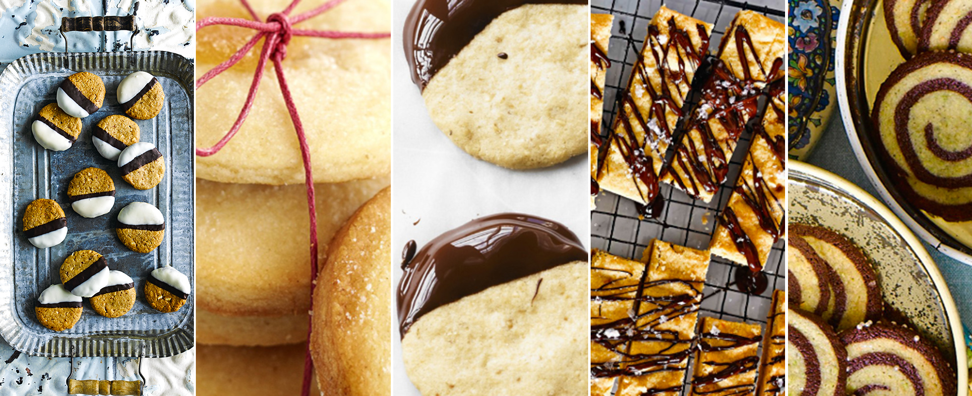 Best ever biscuit recipes - Biscuit medley