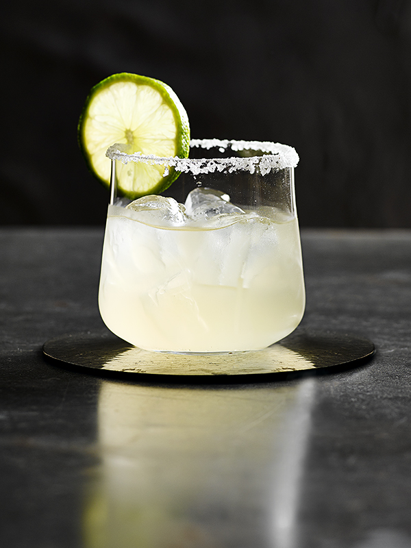 Margarita Recipe with Ginger