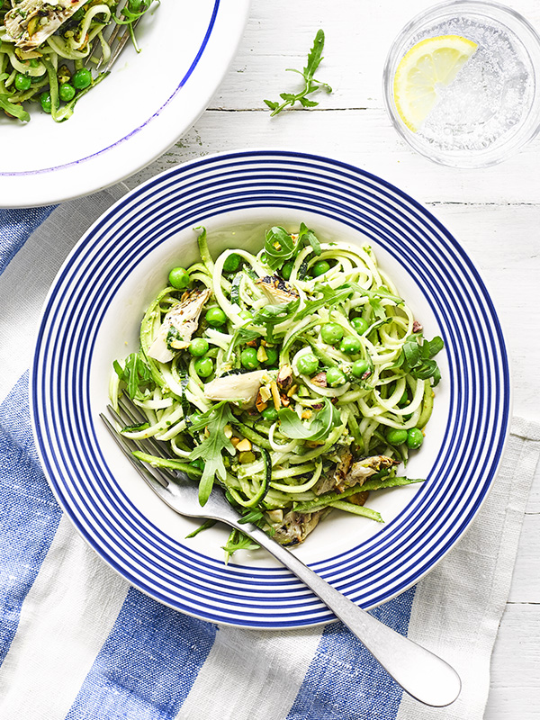 Courgette Recipes And Courgette Spaghetti Recipes
