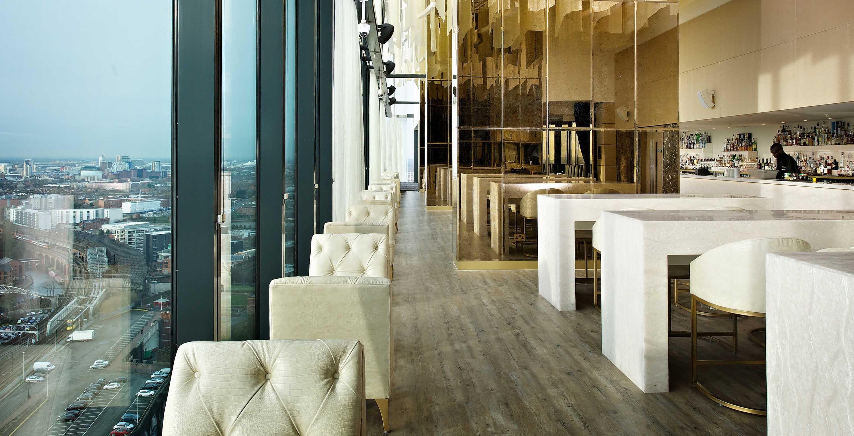 The Hilton Deansgate Manchester Experience Menu Review