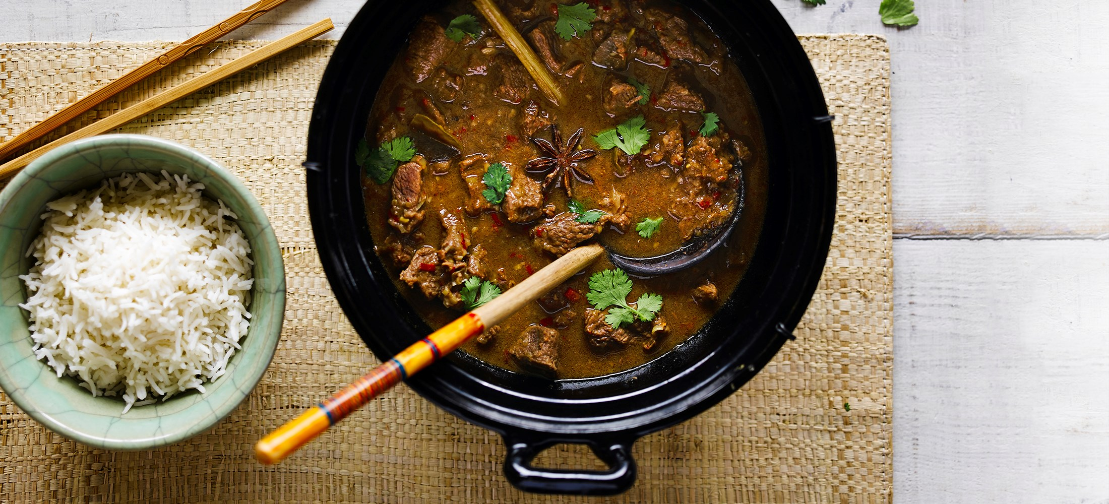 Vietnamese Beef Stew Recipe With Lemongrass