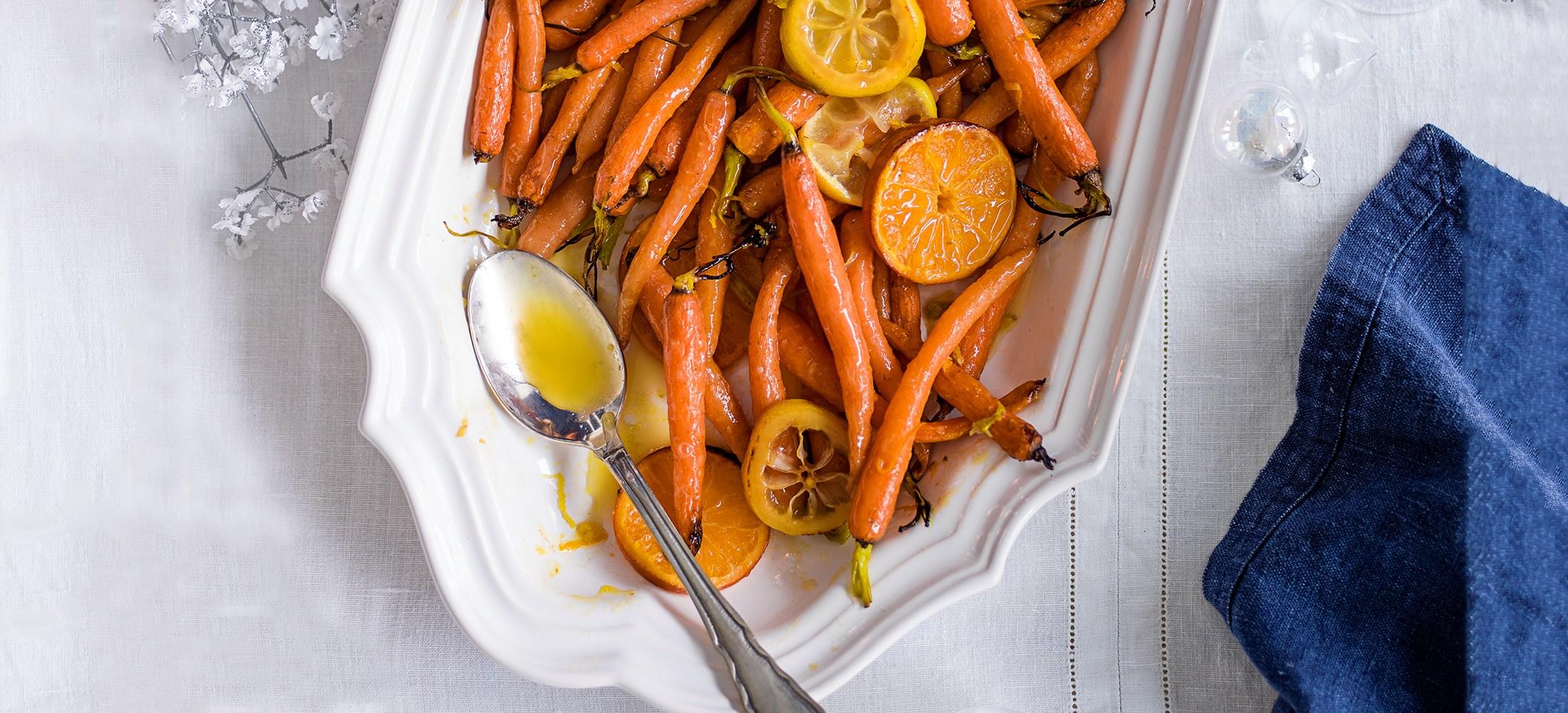 citrus carrots
