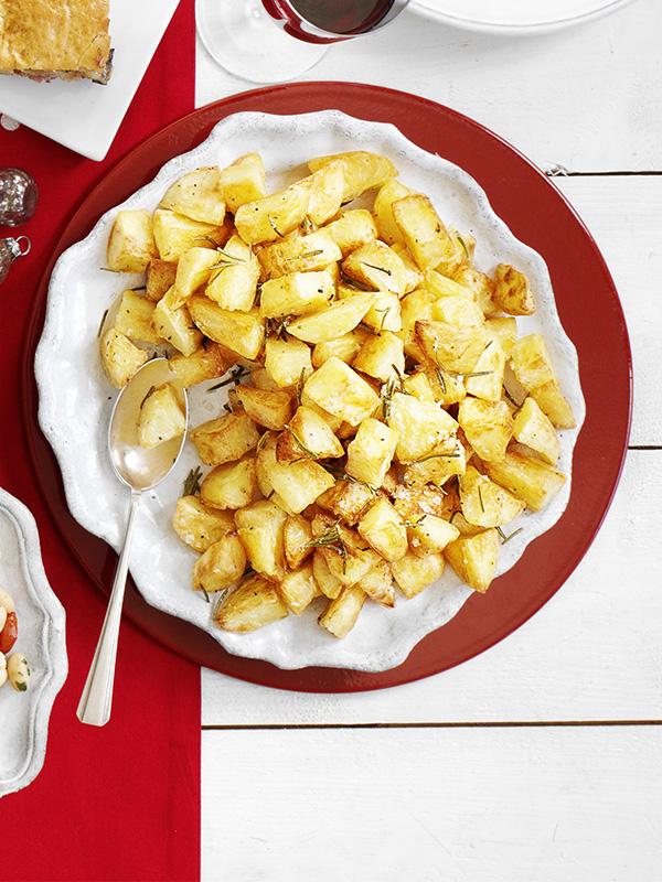 Roasted Mini Potatoes In Olive Oil Olive Magazine