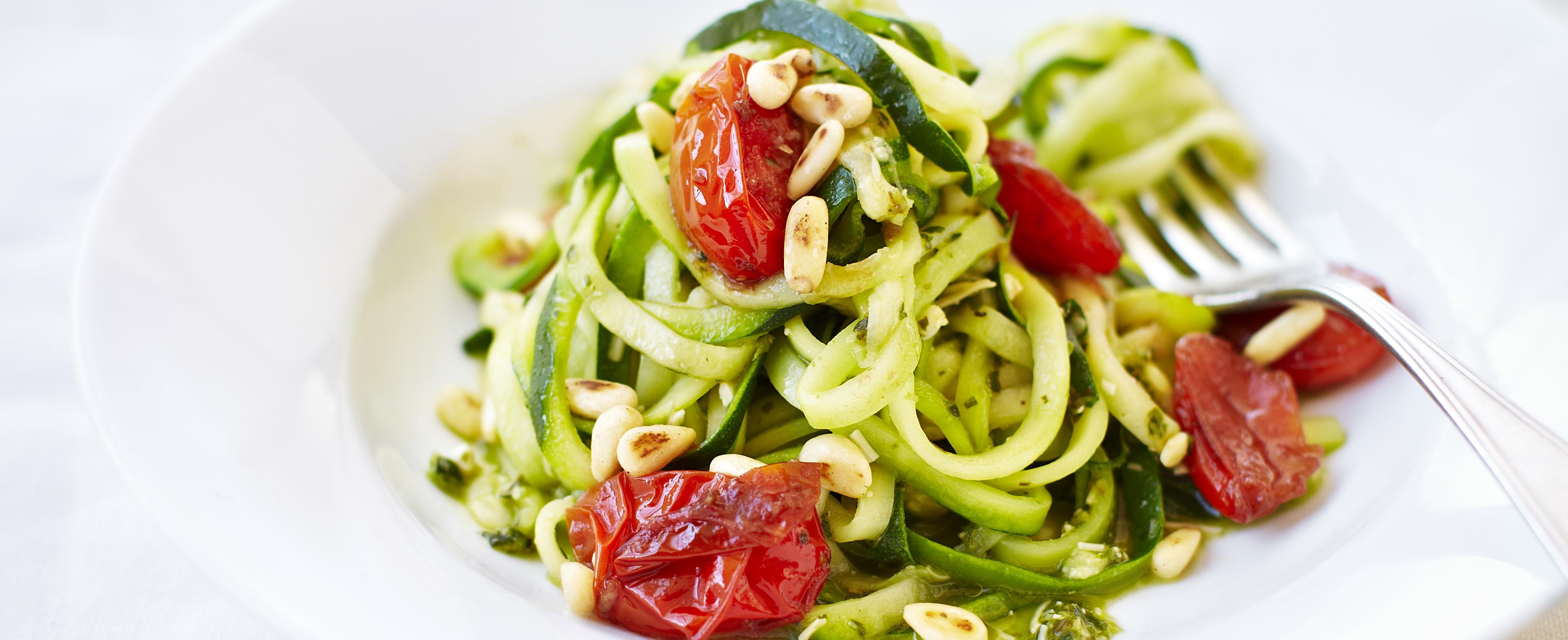 Spiralizer Recipes And Courgetti Guide Olive Magazine