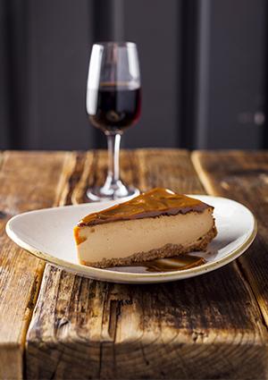 Baked Dulce De Leche Cheesecake Recipe