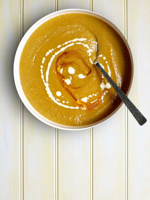 Spiced Parsnip Soup Recipe Olive Magazine