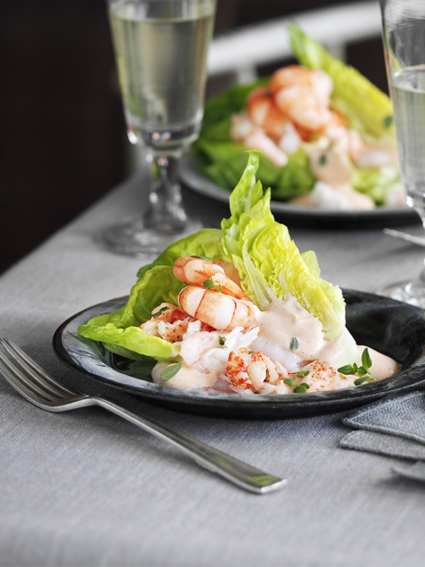 Prawn and Lobster Cocktail Recipe