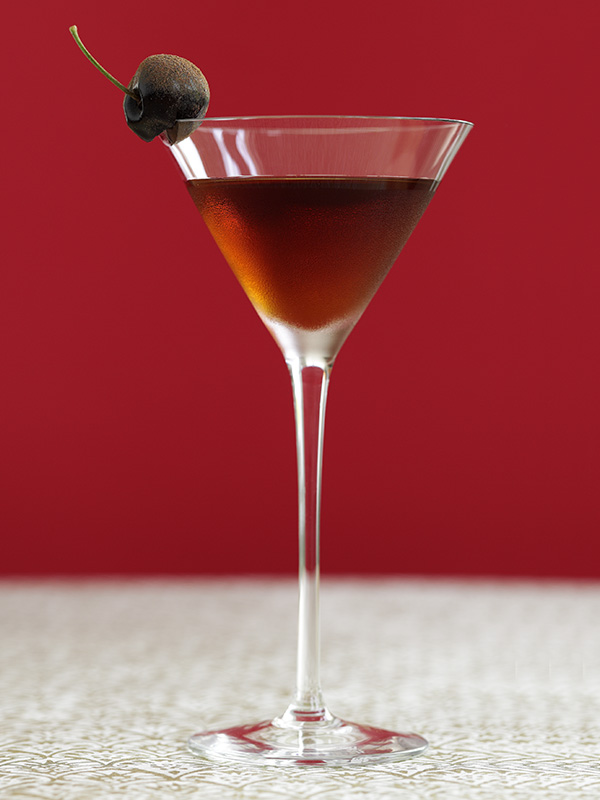Christmas Cocktail Martini