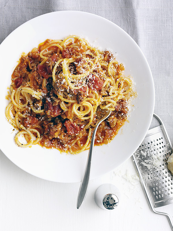 27 italian recipes for the best italian food olive magazine best ever spaghetti bolognese forumfinder Choice Image