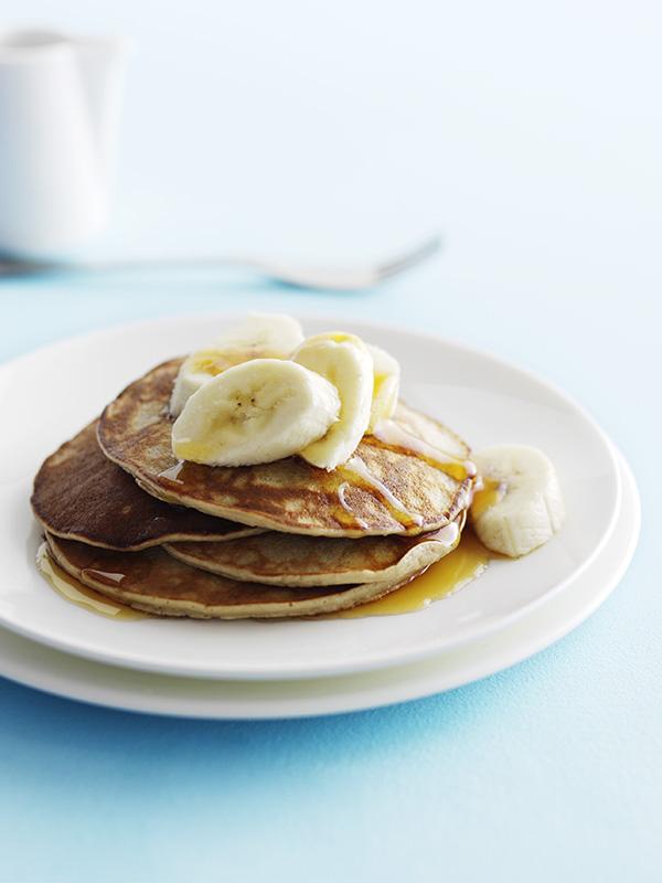 Gluten Free Pancakes For Healthy Banana Pancakes Recipe