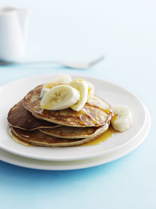 Gluten Free Pancakes For Healthy Banana Pancakes Recipe