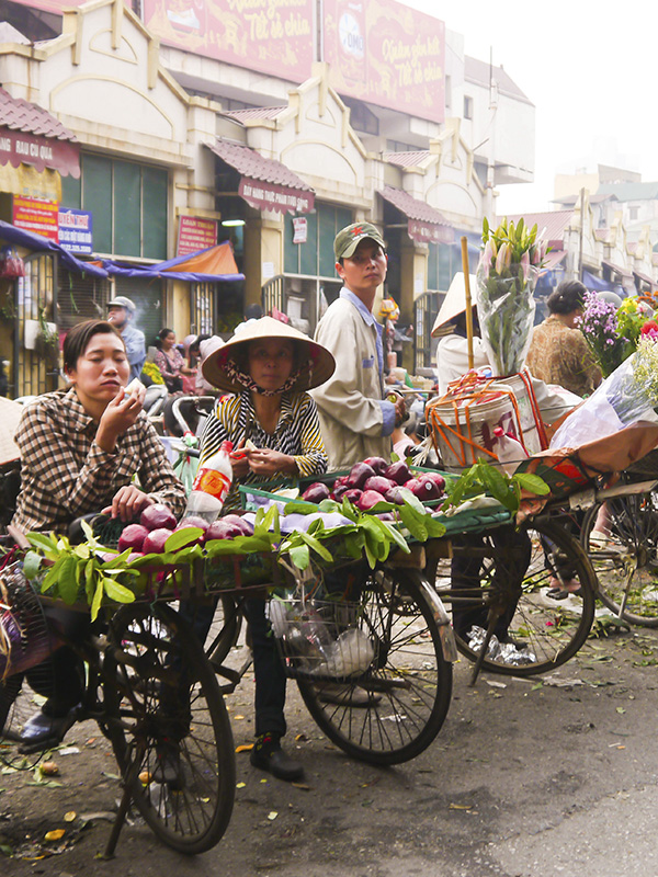 Hanoi, Vietnam: budget places to eat and drink