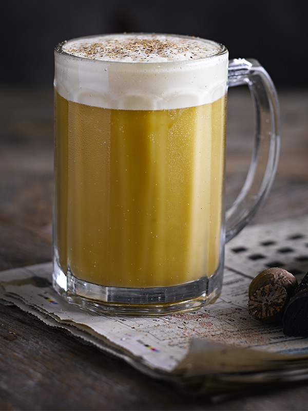 Easy Beer Cocktail with Chocolate Recipe