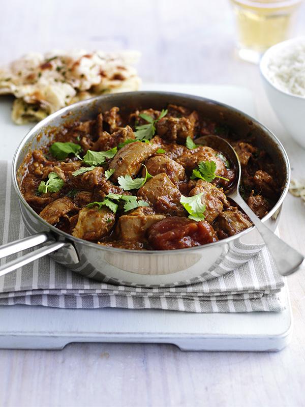 Chicken Madras Curry Recipe