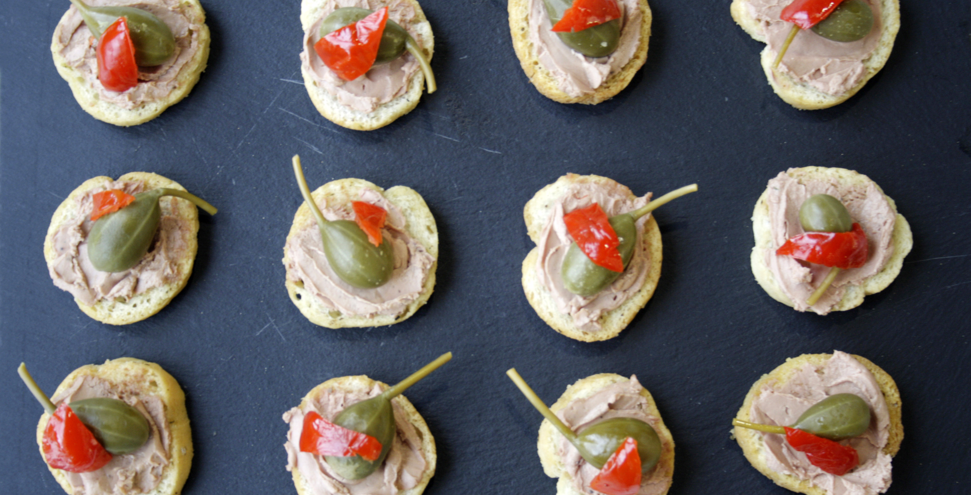 Quick and Easy Canape Recipes