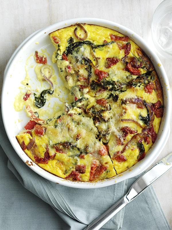 Oven Baked Frittata Recipe Olive Magazine