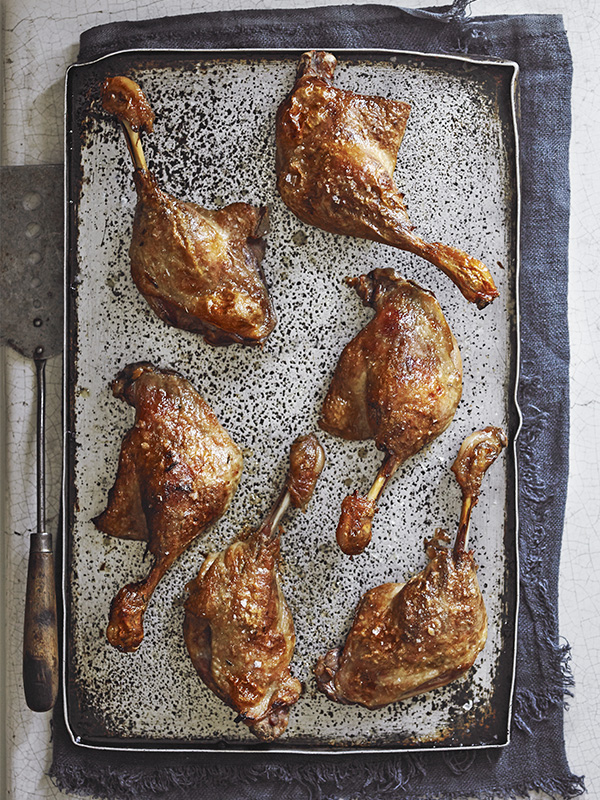 Easy Duck Confit Recipe