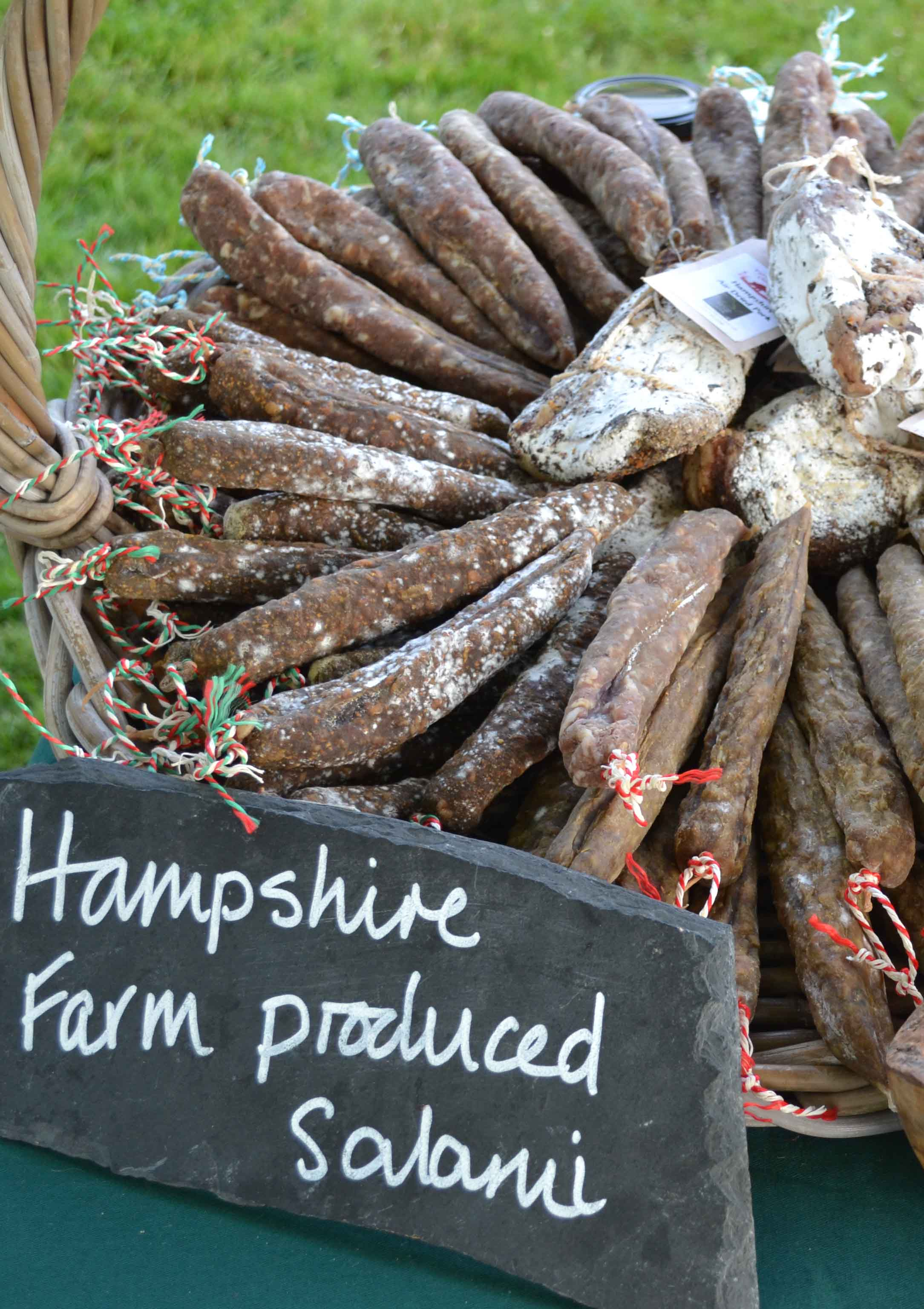 Parsonage Farm, Hampshire: Butchery and charcuterie workshop review