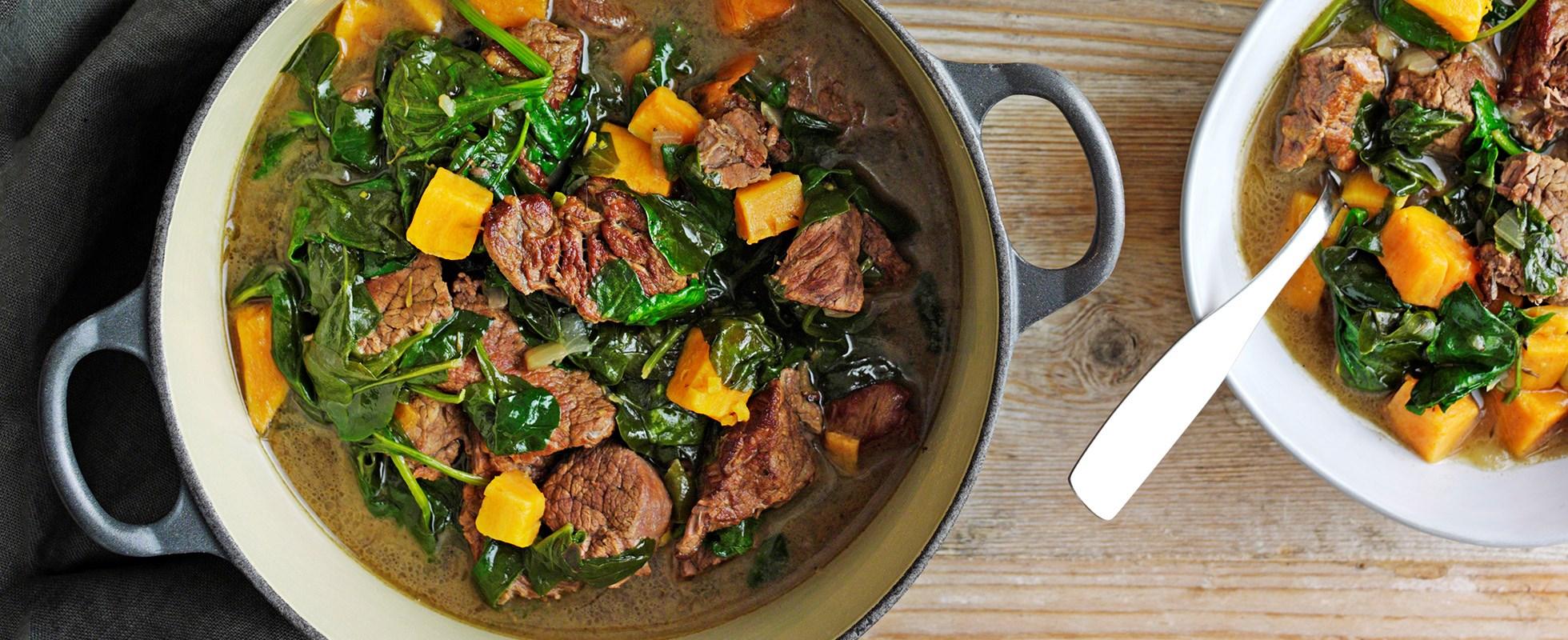 Jamaican Pepperpot Stew Recipe Olive Magazine