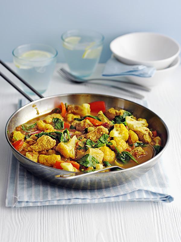Healthy Chicken Curry Recipe