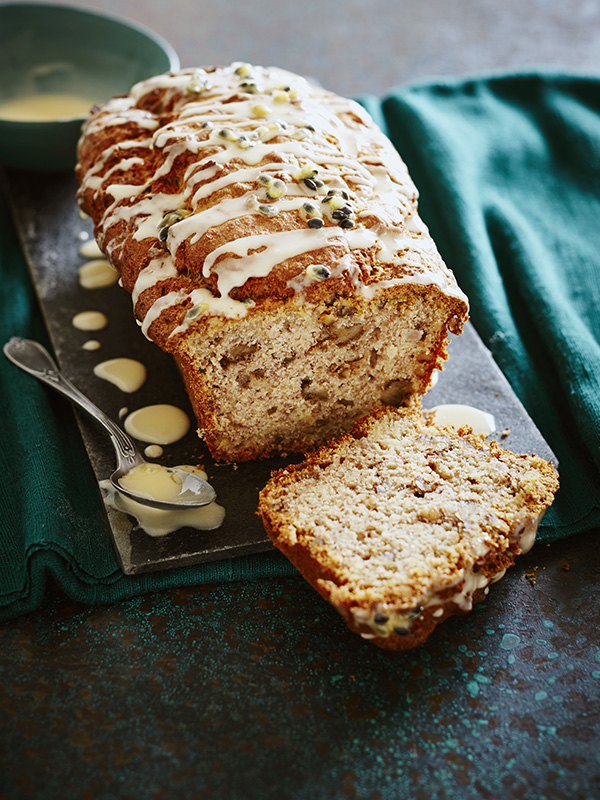 Banana Cake Banana Bread And Banana Muffin Recipes
