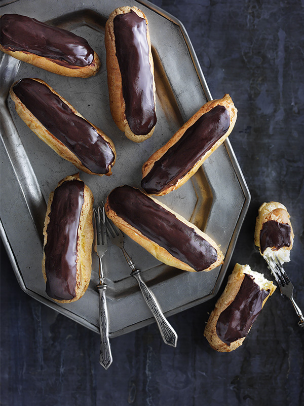 Chocolate Éclairs Recipe