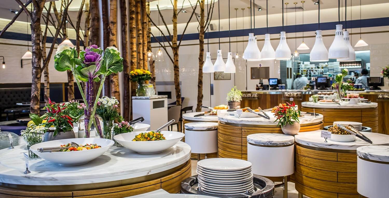 Restaurants in Covent Garden and Soho