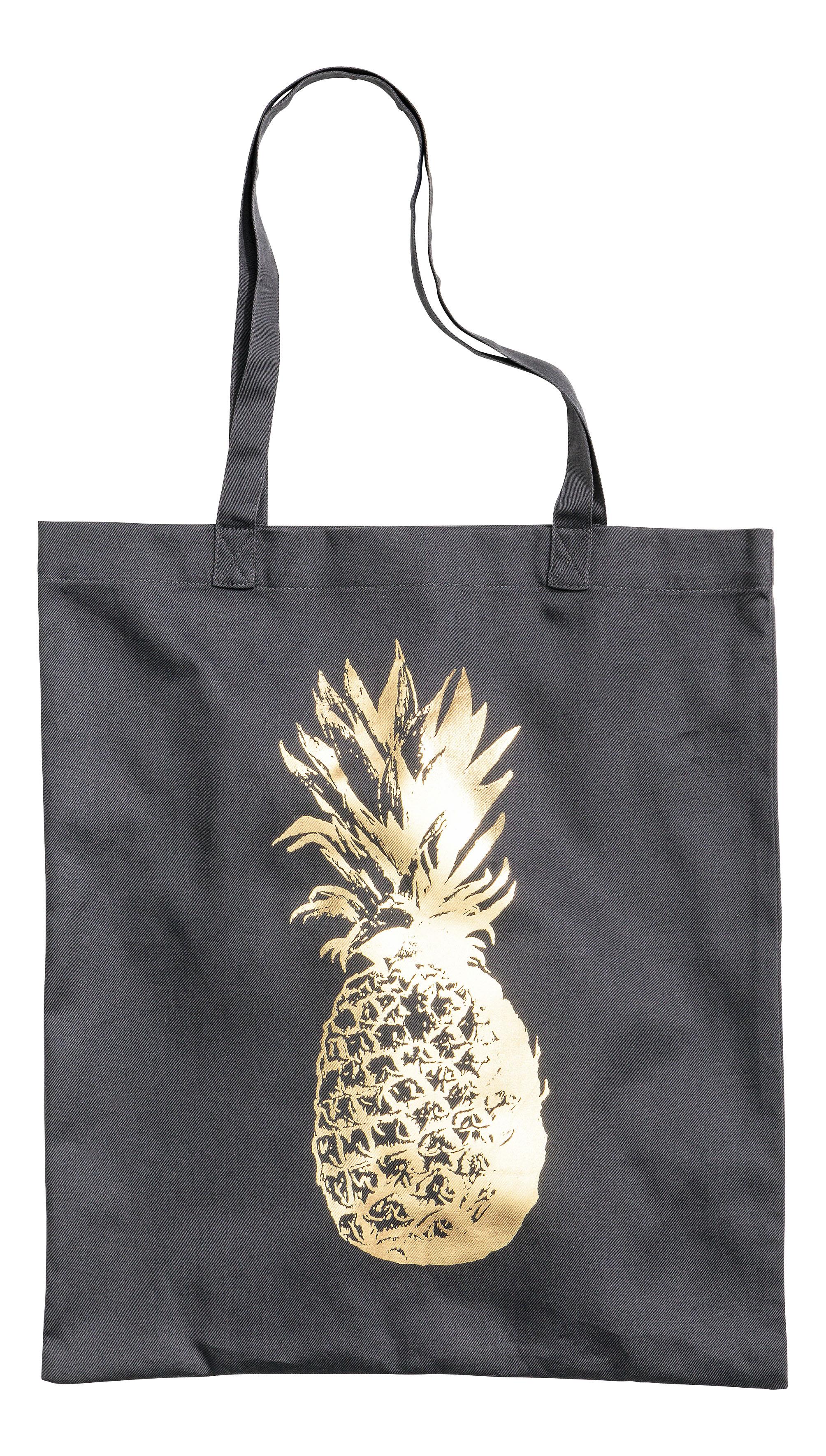 Pineapple tote bag- £7.99
