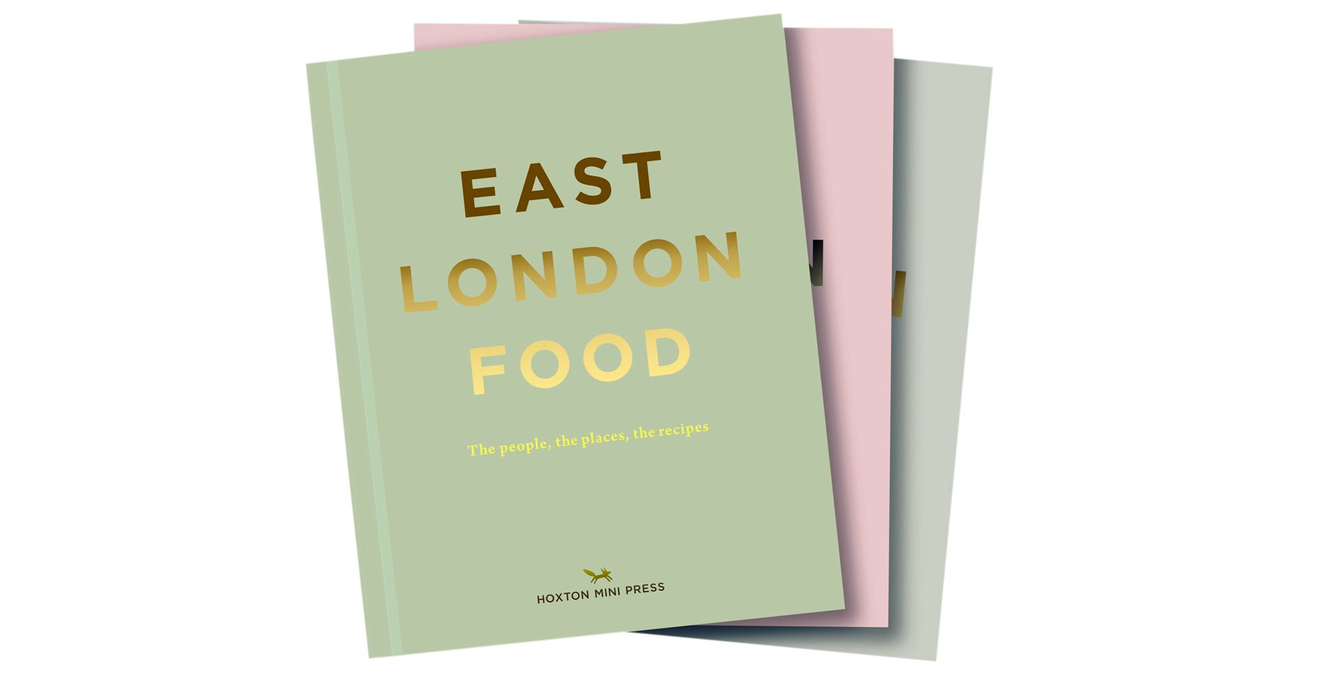 east london food book