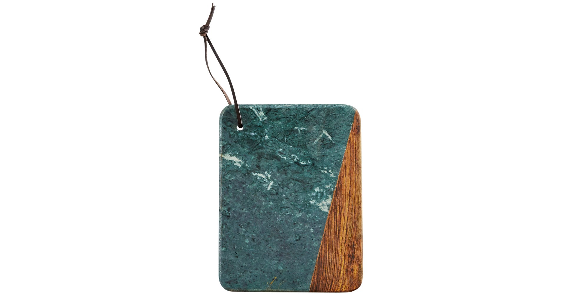 mable and wood chopping board