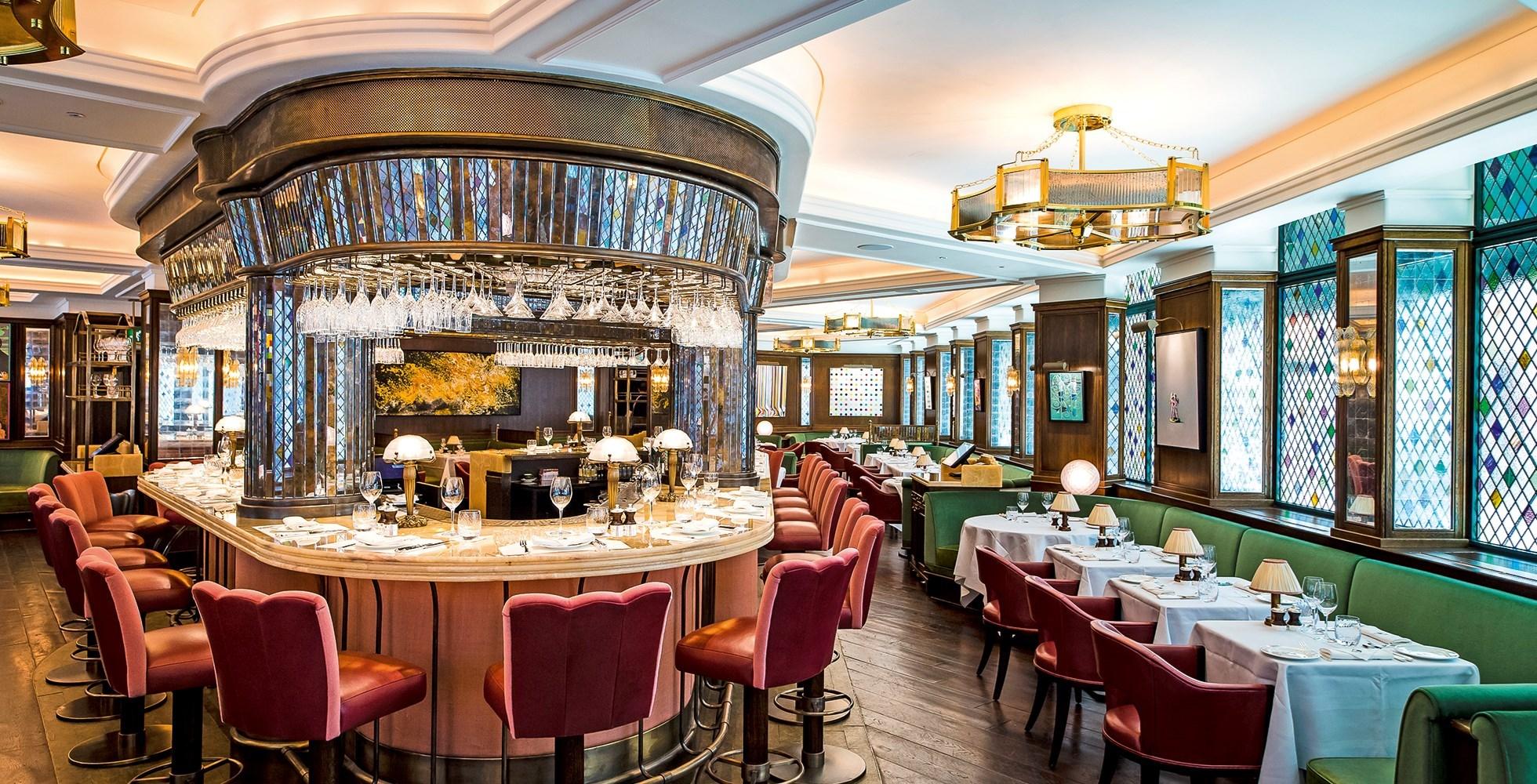 most romantic restaurants in London